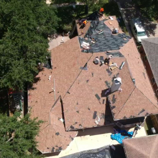 roofing services spring tx