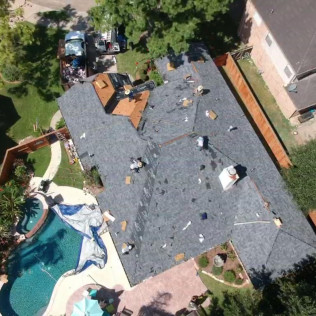 roof replacement spring tx